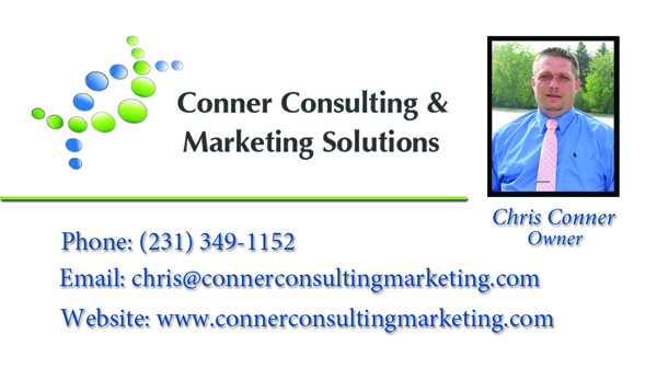 Conner Consulting & Marketing Business Card
