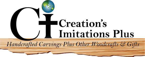 Logo for Creation's Imitations Plus